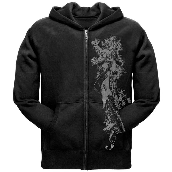 Guitar Hero - All Hell Zip Hoodie
