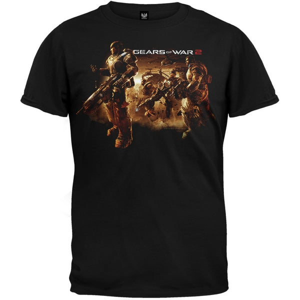 Gears Of War 2 - Fallen Soldier T-Shirt