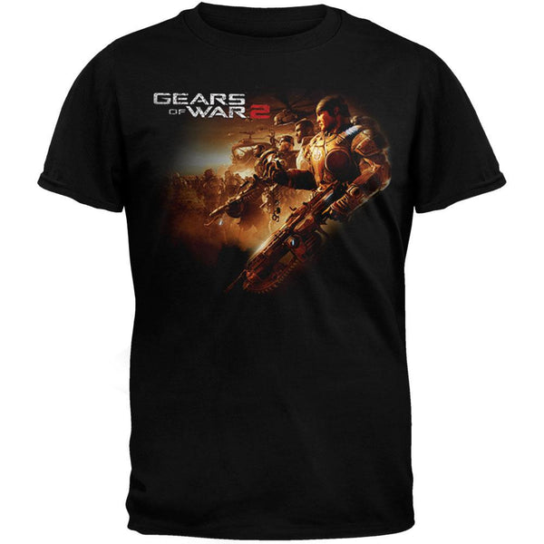 Gears Of War 2 - Marching T-Shirt