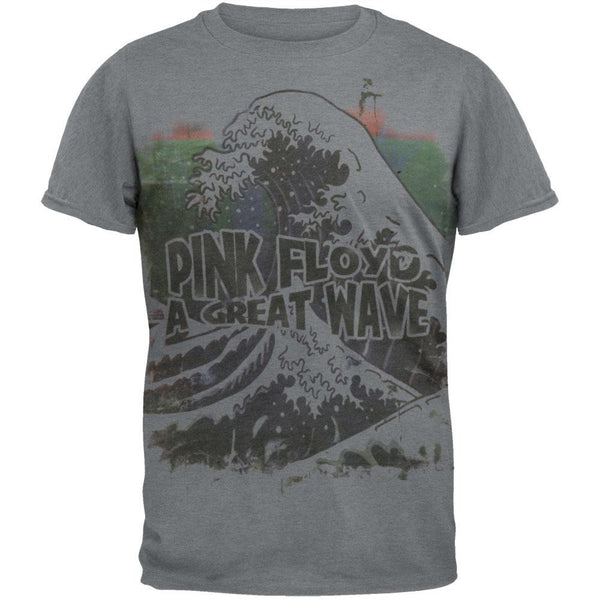 Pink Floyd - A Great Wave Soft T-Shirt