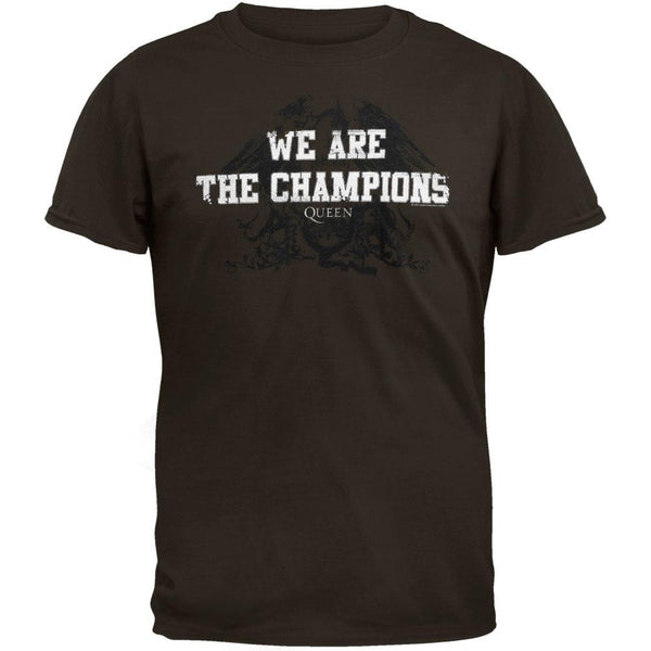 Queen - We Are The Champions Soft T-Shirt
