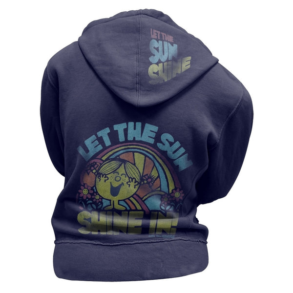 Little Miss - Let The Sun Shine Juniors Zip Hoodie