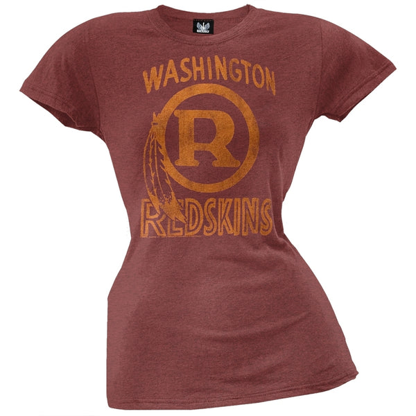 Washington Redskins - Classic Logo Juniors T-Shirt
