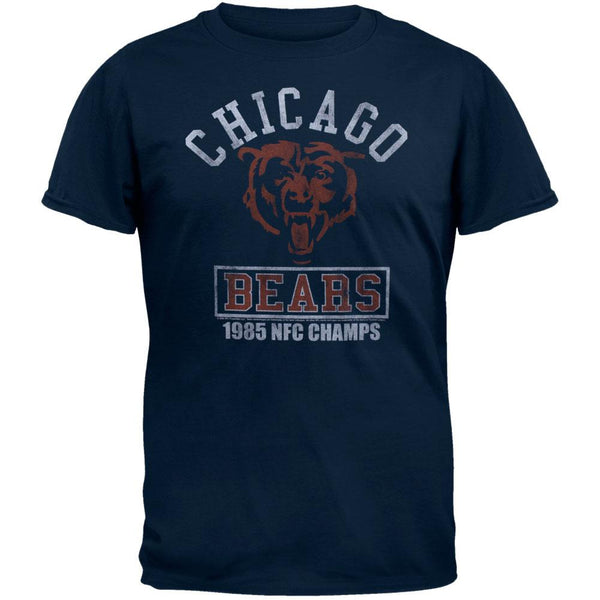 Chicago Bears - 85 NFC Champs Soft T-Shirt