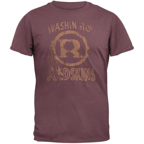 Washington Redskins - Classic Logo Soft T-Shirt