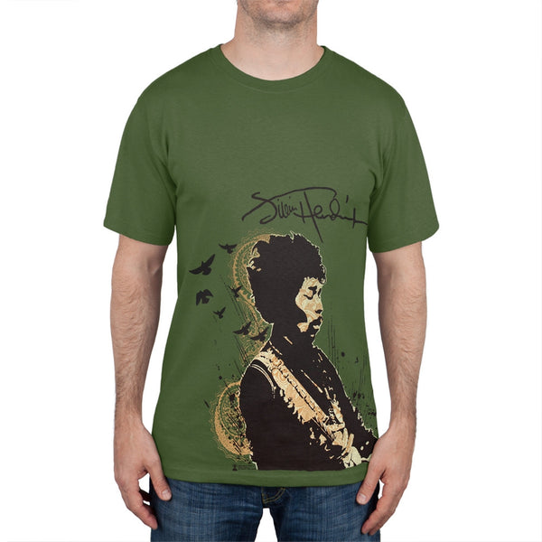 Jimi Hendrix - Flight T-Shirt