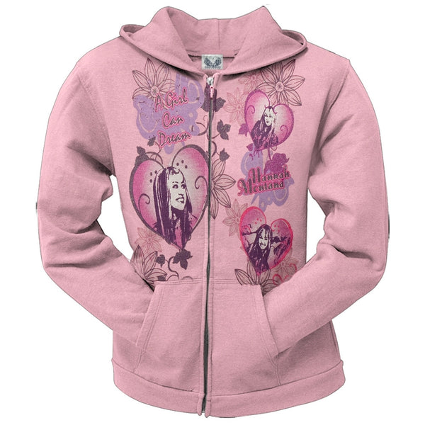 Hannah Montana - A Girl Can Dream Youth Hoodie