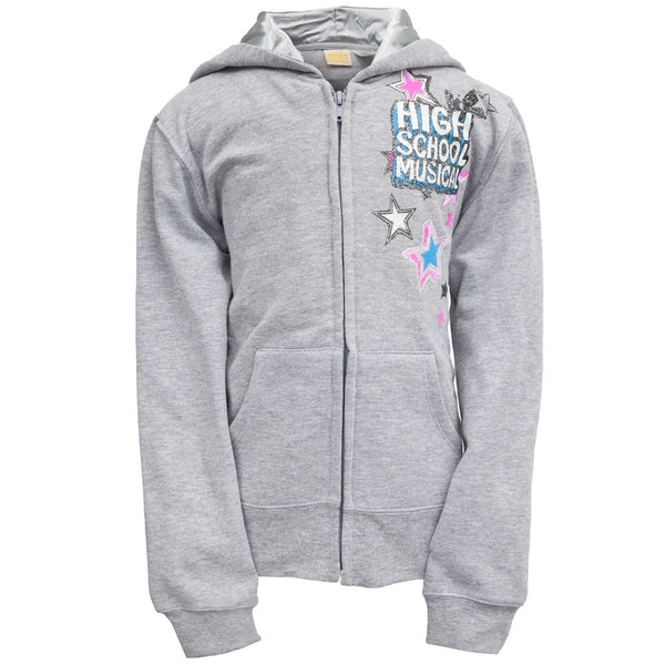 High School Musical - Streamer Stars Youth Hoodie