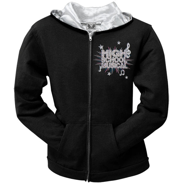 High School Musical - Cast Photo Youth Hoodie