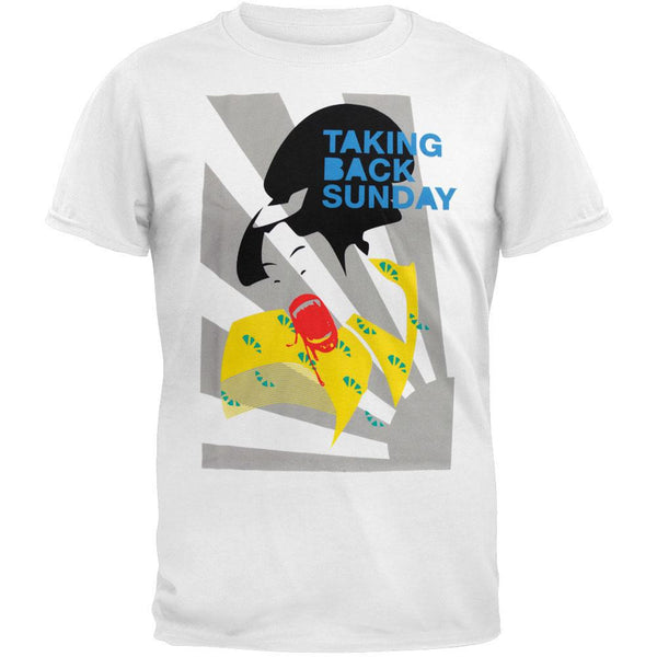 Taking Back Sunday - Mad Geisha Soft Youth T-Shirt