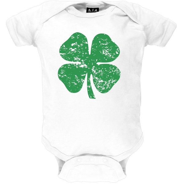 Big Shamrock Baby One Piece