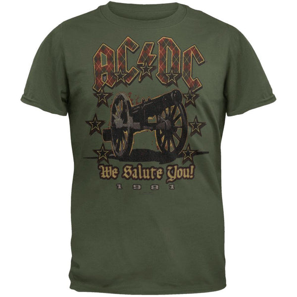 AC/DC - We Salute You '81 T-Shirt