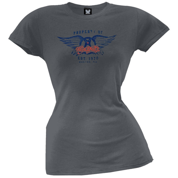 Aerosmith - Property Of Juniors T-Shirt