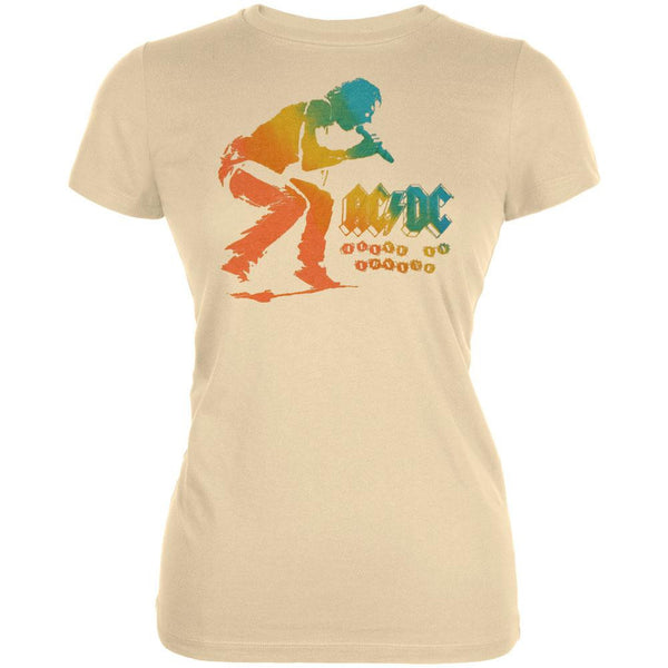 AC/DC - Alive In Irvine Juniors T-Shirt