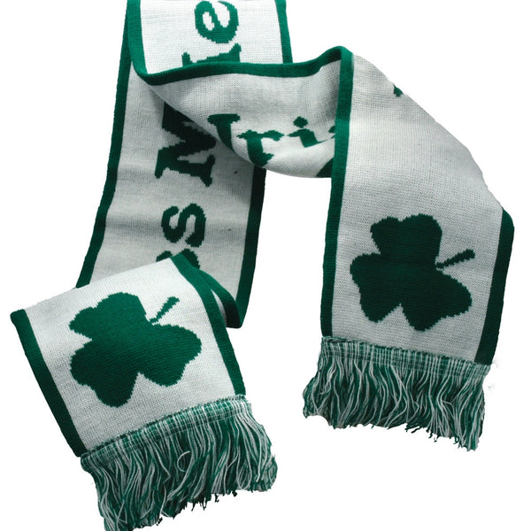 St. Patrick's Day - Kiss Me I'm Irish - Scarf
