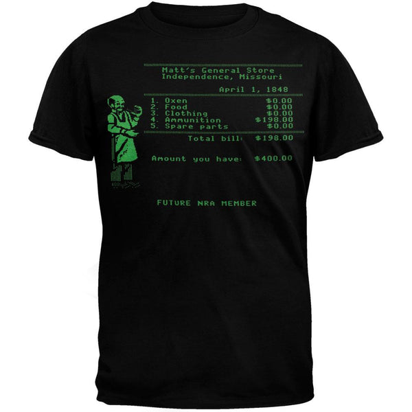 Oregon Trail - NRA Member T-Shirt