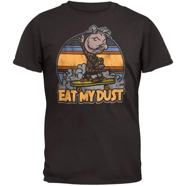 Peanuts - Eat My Dust Soft T-Shirt