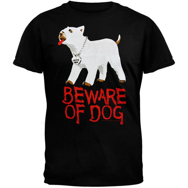 There's Something About Mary - Beware Of Dog T-Shirt