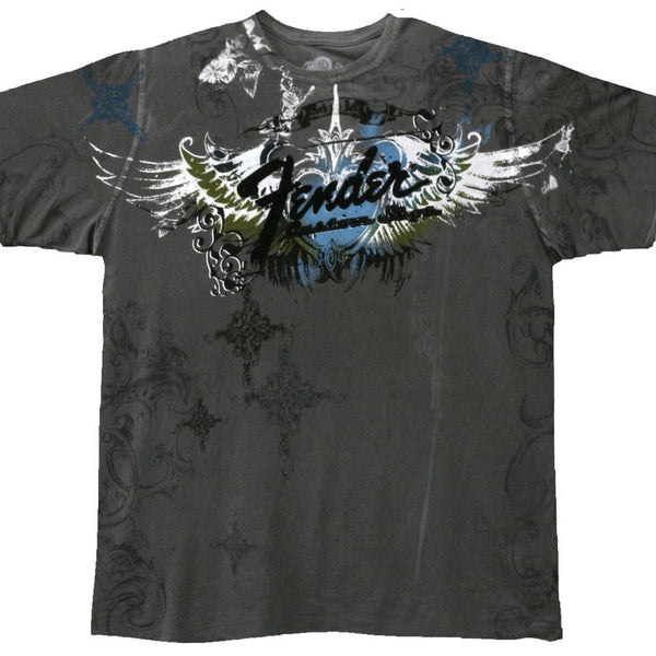 Fender - Cross Sucka Vintage T-Shirt