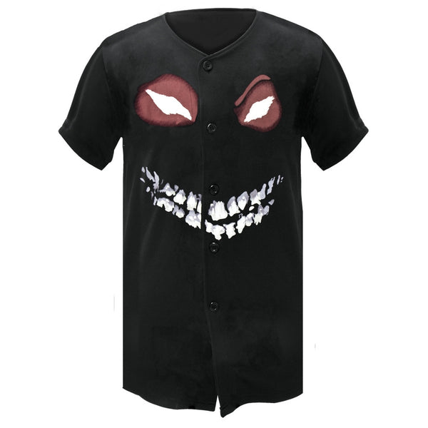 Disturbed - Logo Baseball Jersey