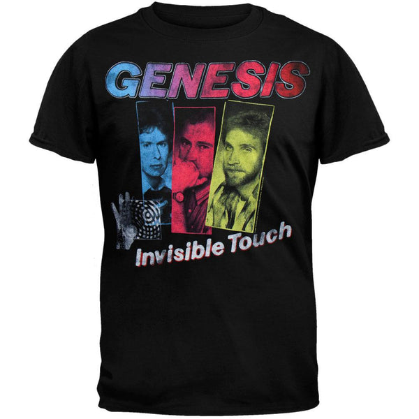 Genesis - Invisible Touch T-Shirt