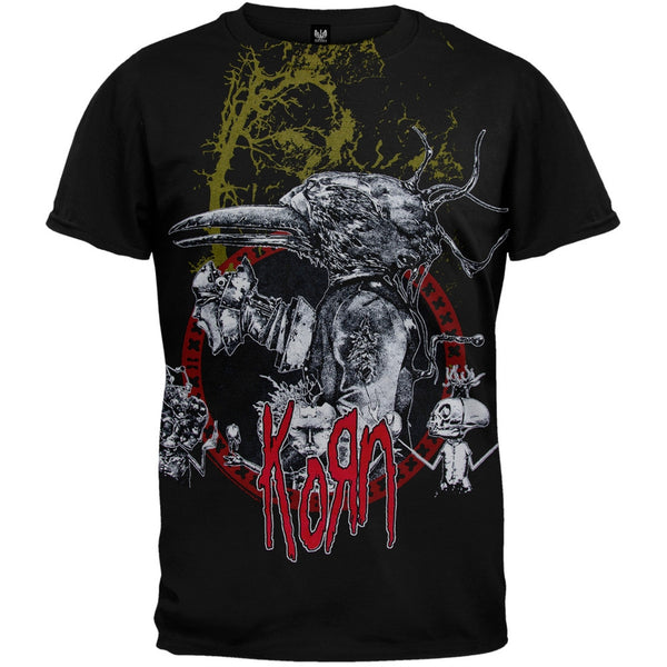 Korn - Cover Circle Tour T-Shirt