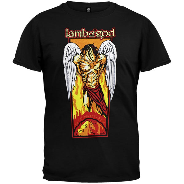 Lamb Of God - As Palaces Burn T-Shirt