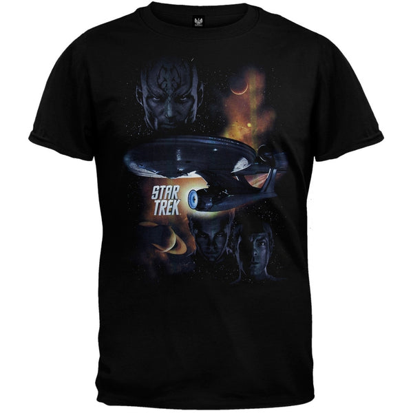Star Trek - Galactic Struggle T-Shirt