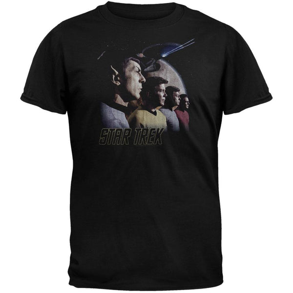 Star Trek - Forward To Adventure T-Shirt