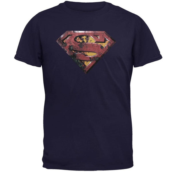 Superman - Rusted Shield T-Shirt