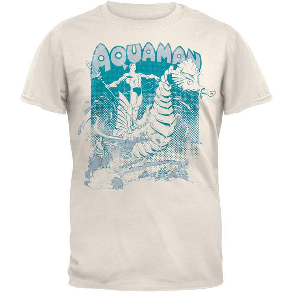 Aquaman - Catch A Wave T-Shirt