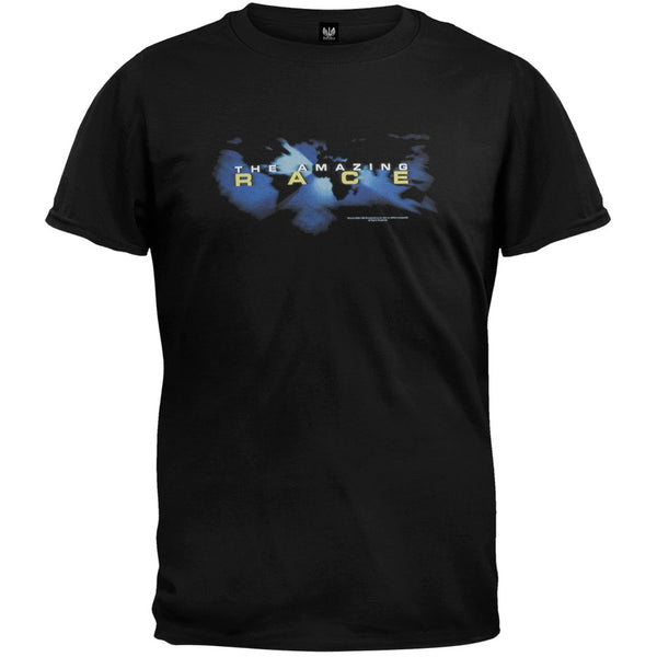 The Amazing Race - Faded Globe Youth T-Shirt