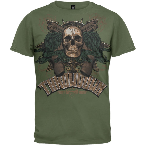 Throwdown - Dead Army Pirate T-Shirt