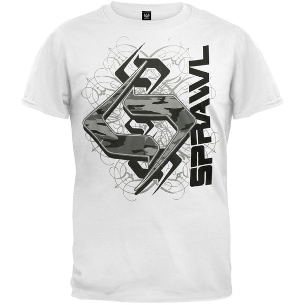 Sprawl - Camo Icon T-Shirt