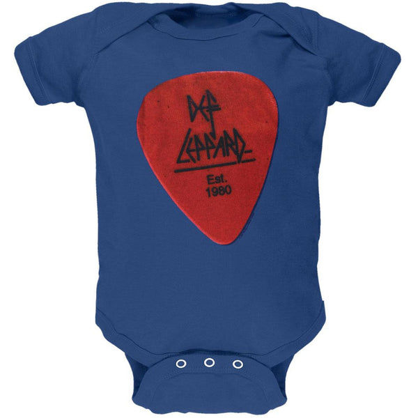 Def Leppard - Lil Red Pick Baby One Piece