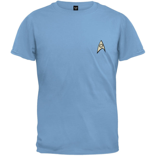 Star Trek - Science Uniform Youth Costume T-Shirt