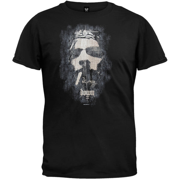 Down - Face T-Shirt