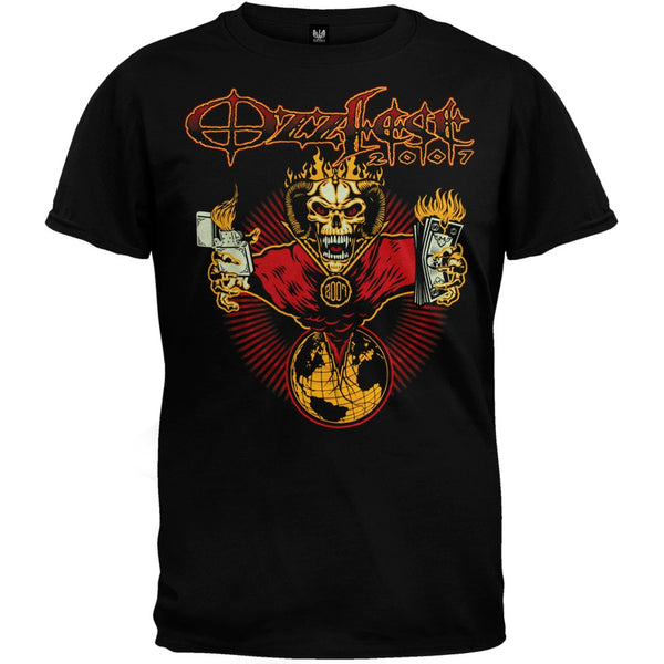 Ozzfest - Money To Burn T-Shirt