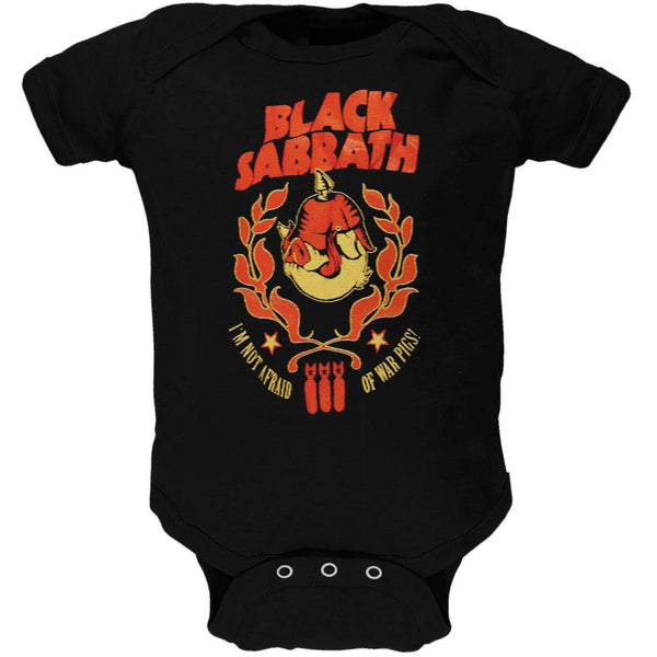 Black Sabbath - Piggy Battle Baby One Piece