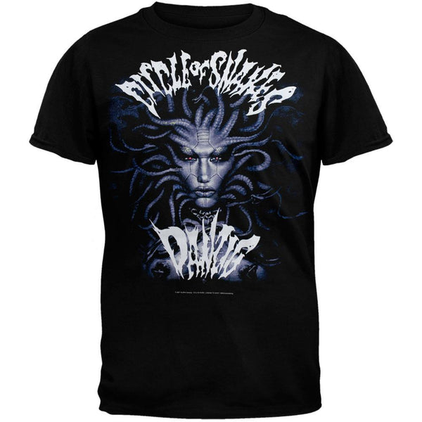 Danzig - Medusa Circle Of Snakes T-Shirt