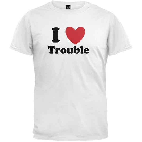 I Heart Trouble T-Shirt
