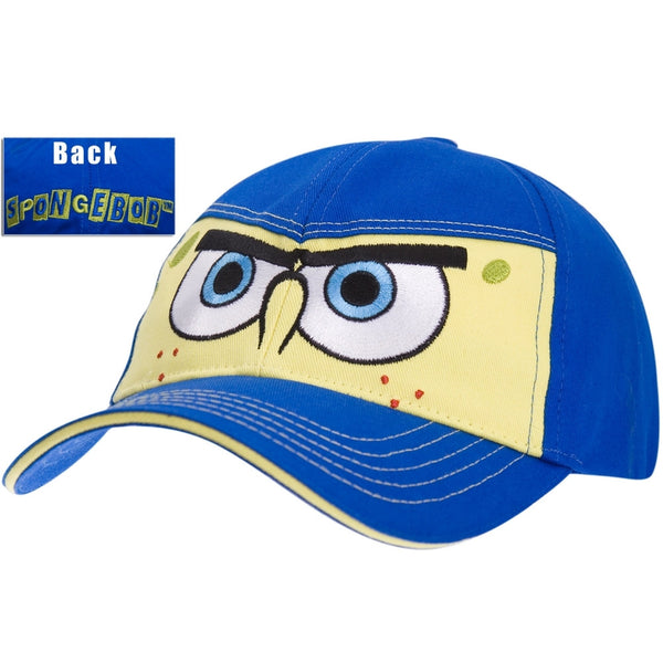 Spongebob - Eyes Blue Boys Cap