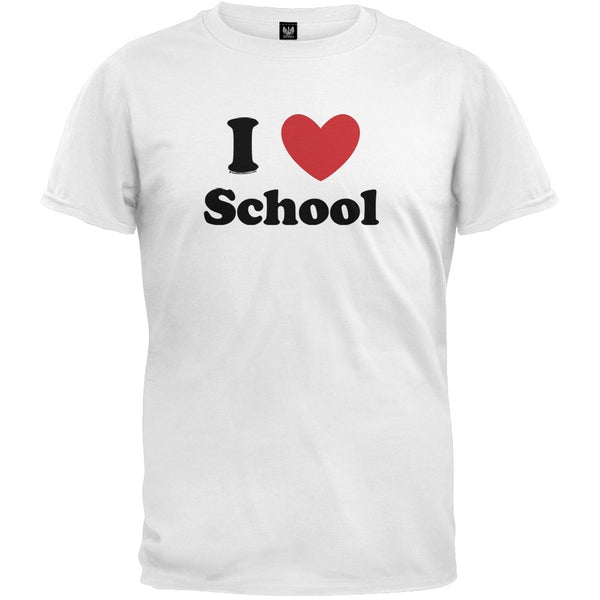 I Heart School T-Shirt