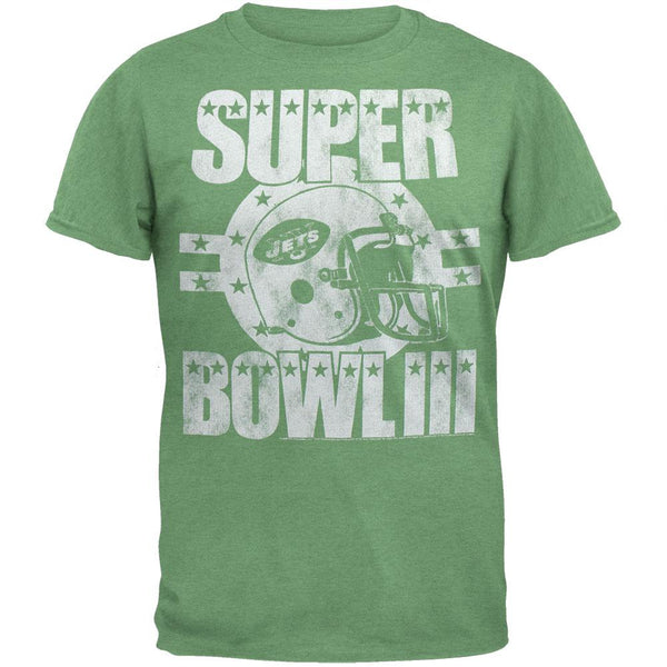 New York Jets - Super Bowl III Soft T-Shirt