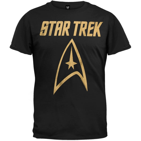 Star Trek - Logo Soft T-Shirt