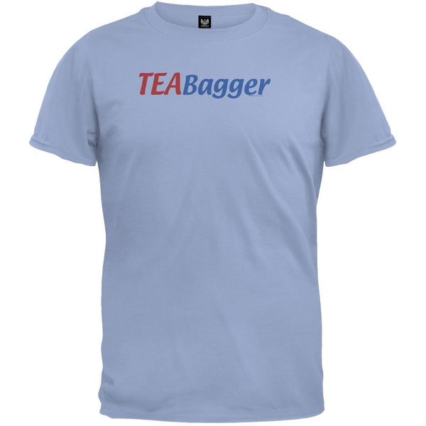 Tea Bagger Light Blue T-Shirt