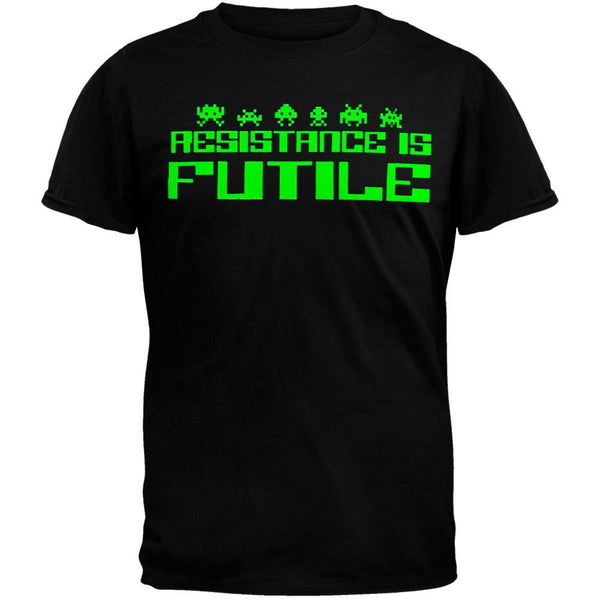 Space Invaders - Resistance T-Shirt