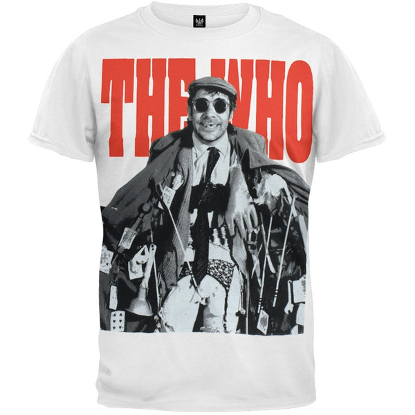 The Who - Getting In Tune T-Shirt