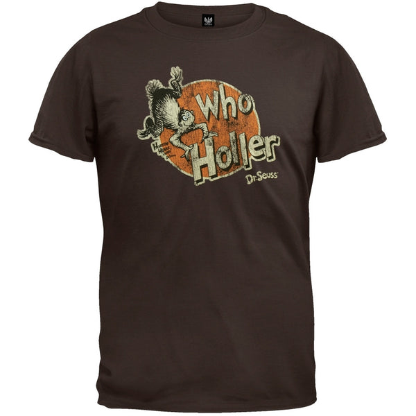 Dr. Seuss - Who Holler Youth T-Shirt