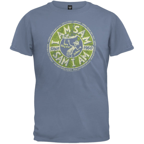 Dr. Seuss - Sam Ham Circle Youth T-Shirt